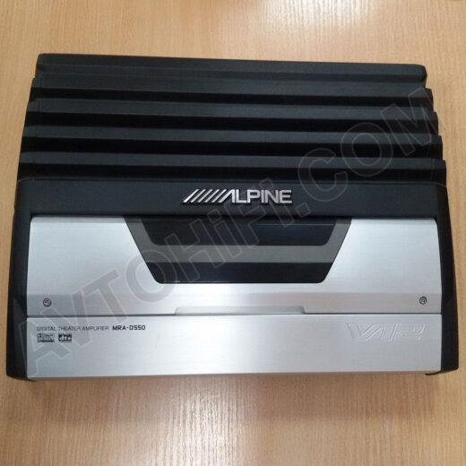Alpine MRA-D550