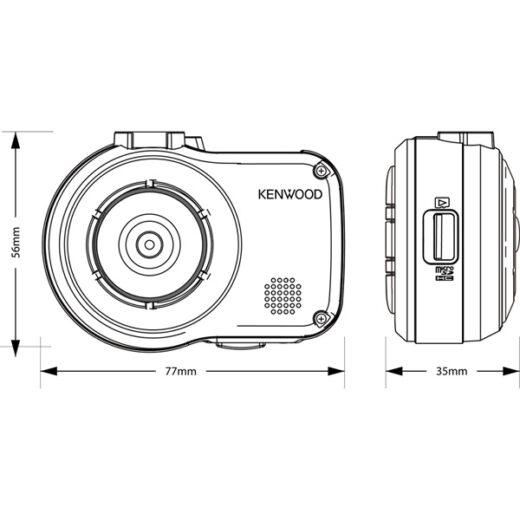 Видеорегистратор Kenwood DVR-410