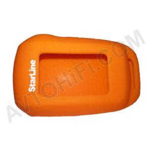 Чехол StarLine A62/92/64/94 оранжевый