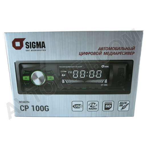 Sigma CP-100G