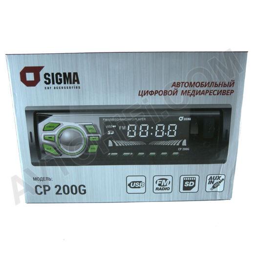 Sigma CP-200G