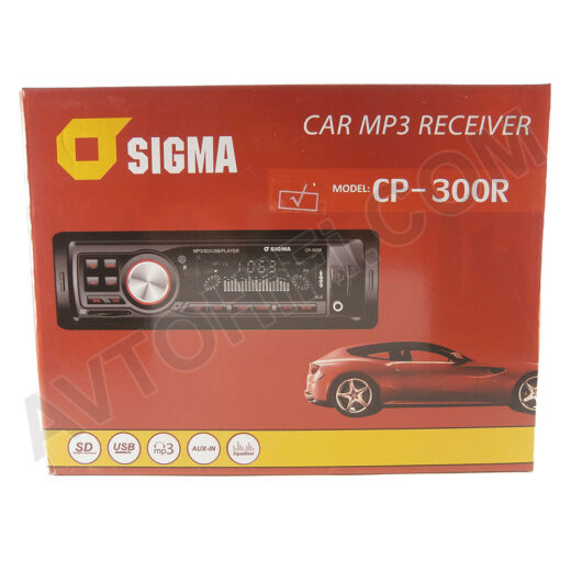 Sigma CP-300R ISO