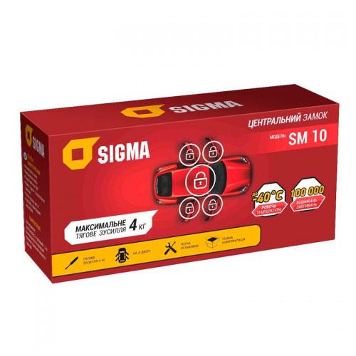 Sigma SM 10