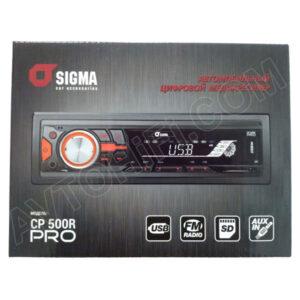 Sigma CP-500R-Pro