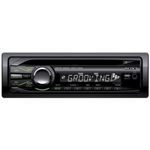 Sony CDX-GT247EE