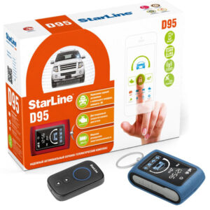 StarLine D95 BT Can+Lin GSM GPS