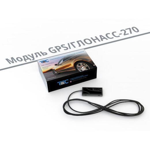 TEC GPS Глонасс 270