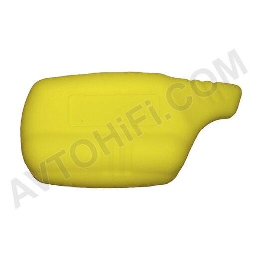Чехол StarLine A61/A91 желтый