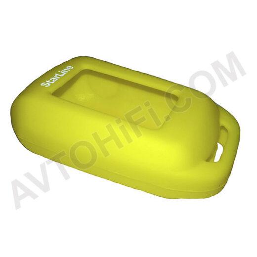 Чехол StarLine A62/A92/A64/A94 желтый