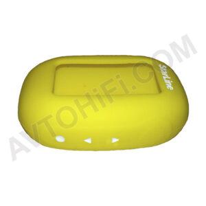 Чехол StarLine B62/B92/B64/B94 желтый