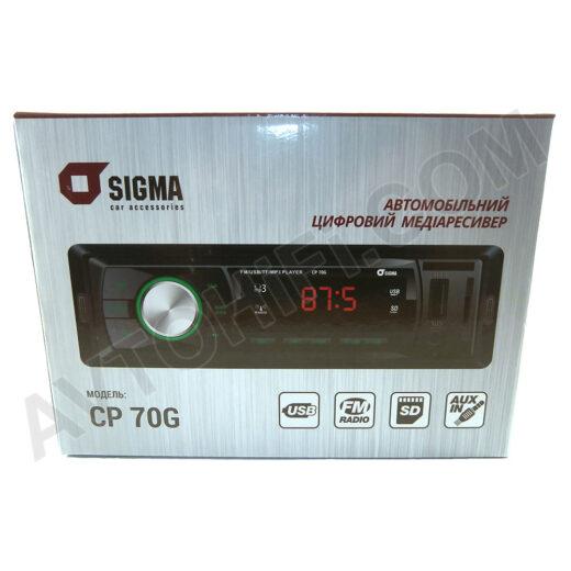 Sigma CP-70G