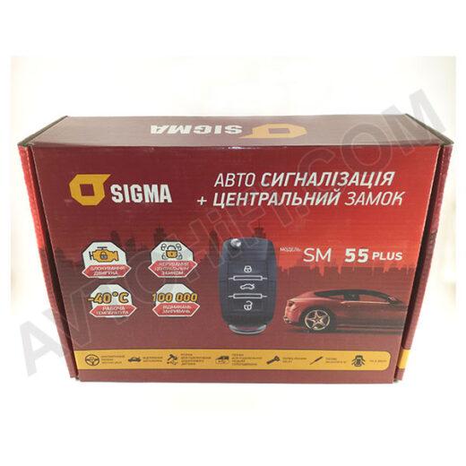 Sigma SM-55 Plus