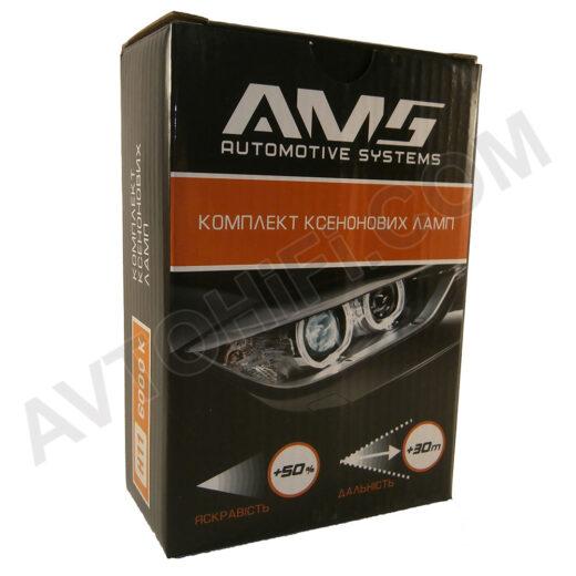 AMS H11 6000K