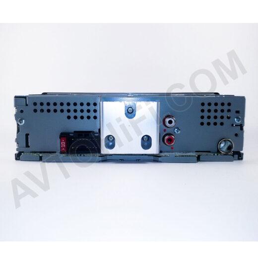 Pioneer MVH-S100UB/UBG Rear