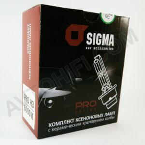 Sigma Pro H3 6000K