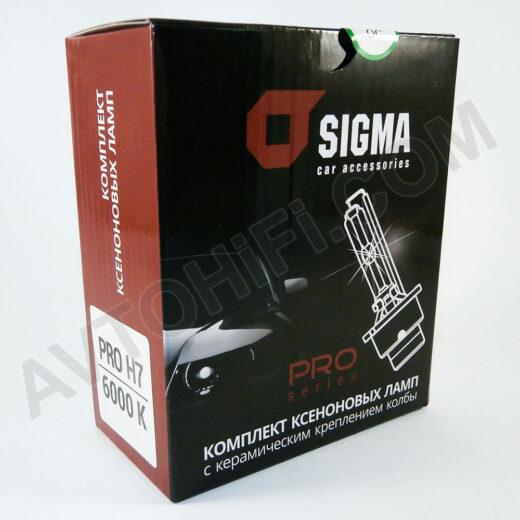 Sigma Pro H7 6000K