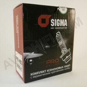 Sigma Pro HB3 5000K