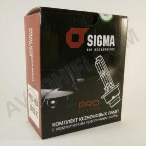Sigma Pro HB4 5000K